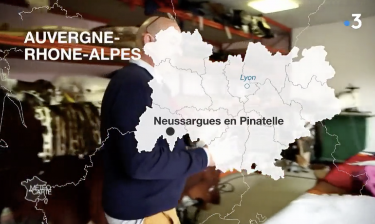 Reportage France 3 - Mars 2020